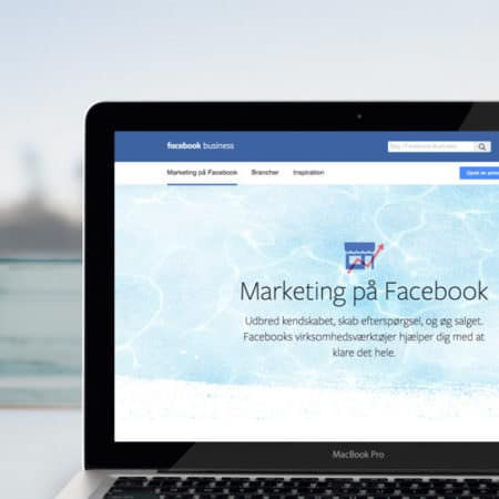 Grundkursus i Facebook annoncering