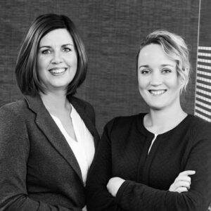 Jannie Ilum Gade & Sanne Dollerup