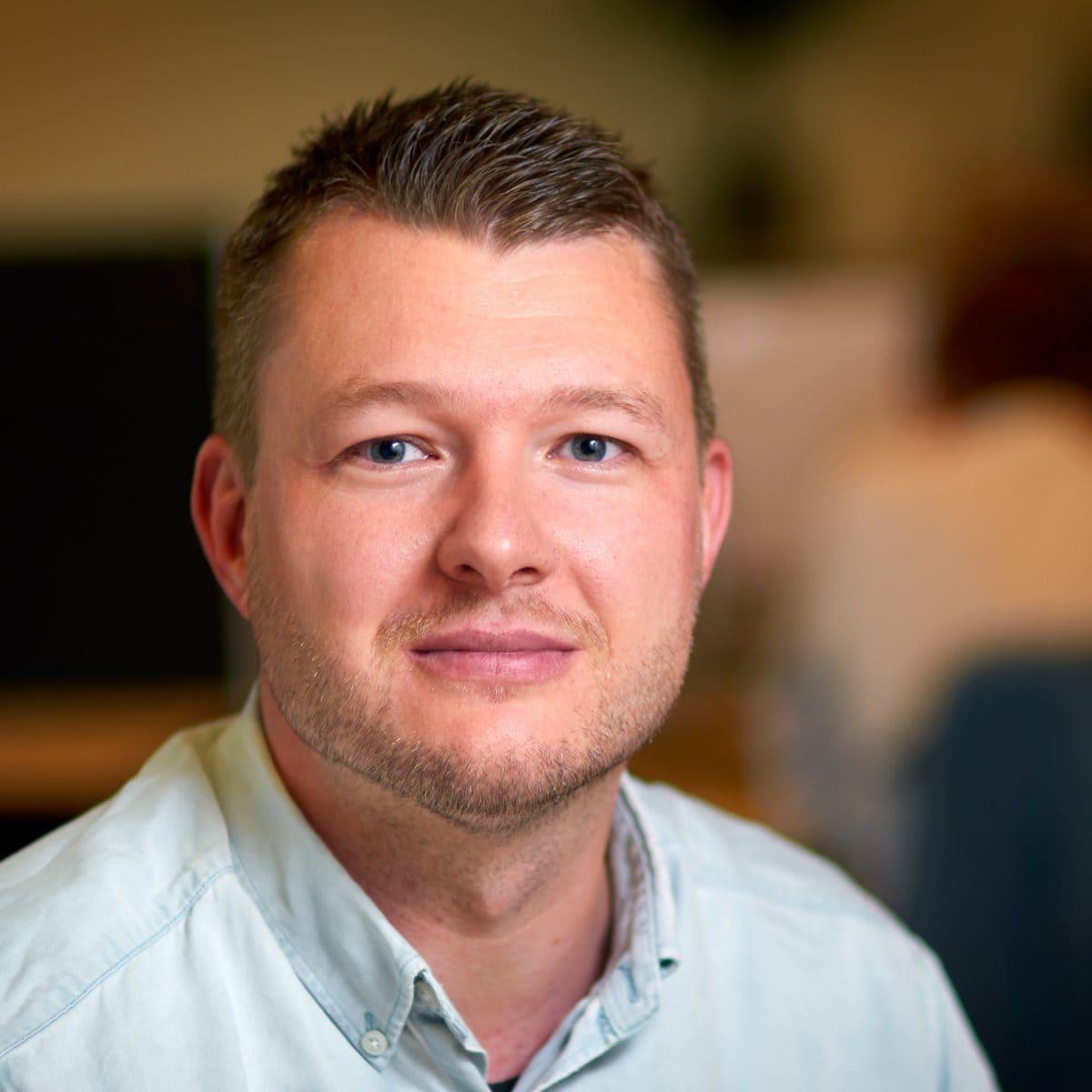 Tue Lindblad co-founder job arbejde iværksætter