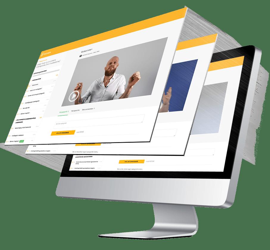 Online kursus video markedsføring marketing office microsoft eksperter undervisning
