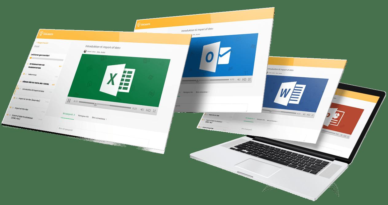 Kurser i Microsoft Office