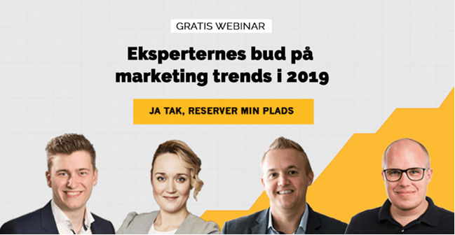 Webinar marketing trends