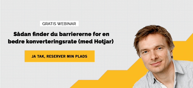 webinar Konveterings optimering