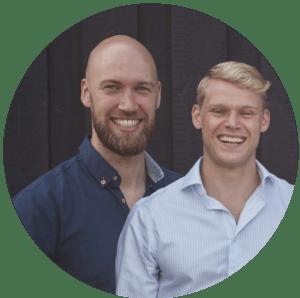Danni Liljekrans & Morten Melby